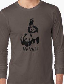 Funny Bear WWF Long Sleeve T-Shirt