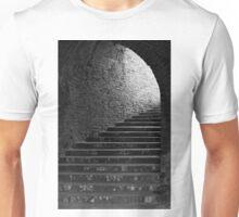 Mystic Stairway Tunnel Unisex T-Shirt