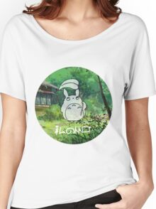 My neighbor Totoro! - My friend Women's Relaxed Fit T-Shirt