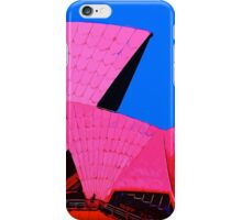Tickled Pink Sydney Opera House iPhone Case/Skin