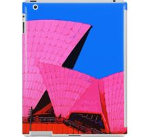 Tickled Pink Sydney Opera House iPad Case/Skin
