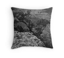 Grand Canyon East Rim Throw Pillow