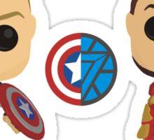 Heroes: Unmasked Sticker