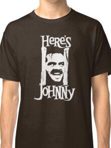 Heres Johnny The Shining Kubrick Classic T-Shirt