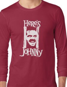 Heres Johnny The Shining Kubrick T-Shirt