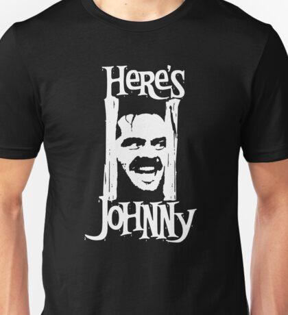 Heres Johnny The Shining Kubrick Unisex T-Shirt