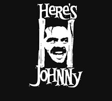 Heres Johnny The Shining Kubrick Unisex T-Shirt
