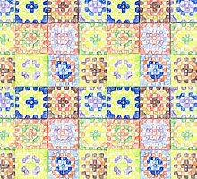 Granny Squares by KeLu