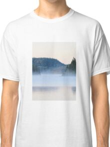 Mist on the Lake Classic T-Shirt