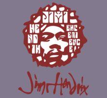 Jimi Hendrix Experience Kids Clothes