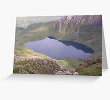 Cadair Idris, Llyn Cau Greeting Card