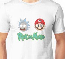 Rick and Mario Unisex T-Shirt