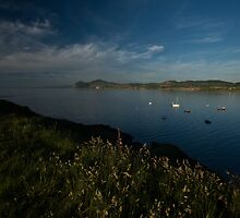 A View Across the Sea to Nefyn by Welshpixels