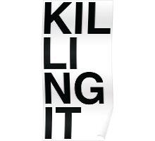 Killing It Poster