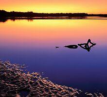 A Time For Reflection by Ann  Van Breemen