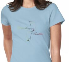 Drinking Buddies Womens Fitted T-Shirt