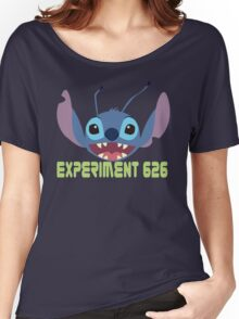 Experiment 626 Women's Relaxed Fit T-Shirt