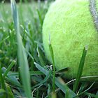 Tennis ball by whitey123