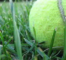 Tennis ball by whitey123