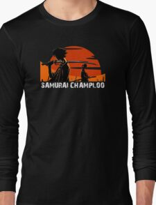 Samurai Champloo Long Sleeve T-Shirt