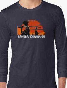 Samurai Champloo Long Sleeve T-Shirt