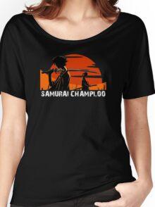 Samurai Champloo Women's Relaxed Fit T-Shirt