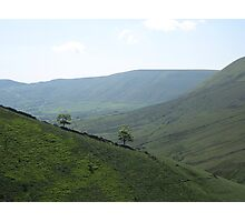 Edale Valley Photographic Print