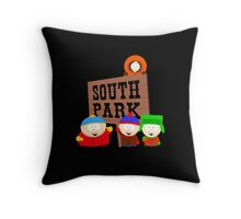 South Park is an American Throw Pillow