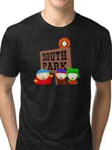 South Park is an American Tri-blend T-Shirt
