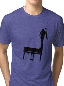 Rock n Roll Nerd Tri-blend T-Shirt