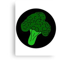 Broccoli Canvas Print