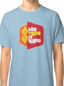 The Price Is Right Game Show Classic T-Shirt