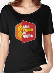 The Price Is Right Game Show Women's Relaxed Fit T-Shirt