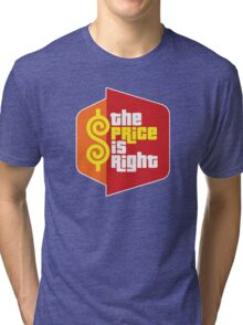 The Price Is Right Game Show Tri-blend T-Shirt