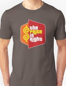 The Price Is Right Game Show T-Shirt