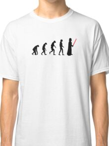 Evolution of the dark side Classic T-Shirt