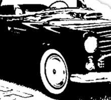 1955 Ford Thunderbird 2 Sticker