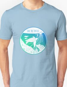 Save the Turtles! Unisex T-Shirt
