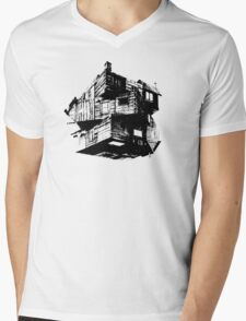 The Cabin In The Woods Mens V-Neck T-Shirt