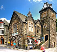 Ambleside Market Hall by David Bradbury