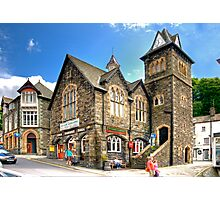 Ambleside Market Hall Photographic Print