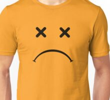 Sad Smiley - After Party Unisex T-Shirt