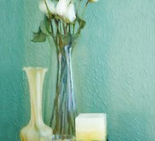Yellow and Green Still Life by Gracey
