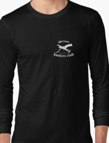 BLOODBORNE : HUNTERS CLUB Long Sleeve T-Shirt