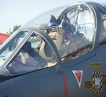 Alpha Jet detail by Rob Henderson