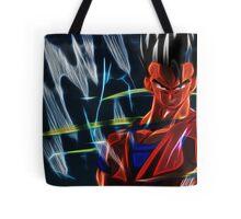 Mystic Gohan Tote Bag