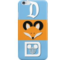 Disney Land Disney Fox Disney World iPhone Case/Skin
