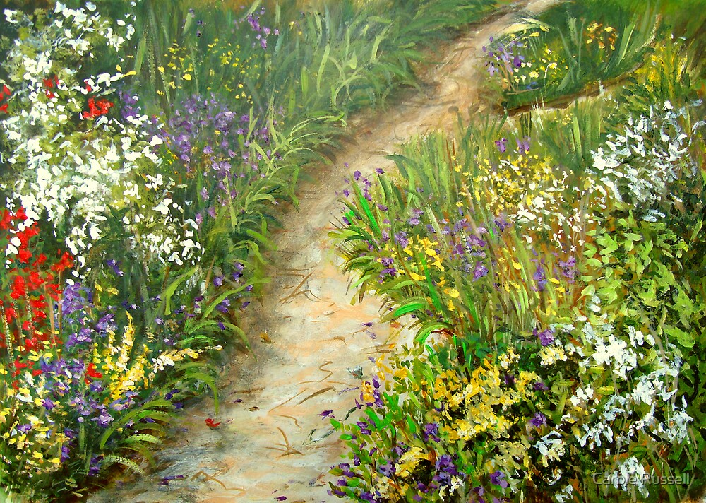 Road to Recovery by Carole Russell