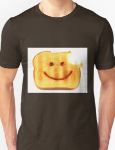 Bread with Happy Face T-Shirt