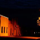 Mesilla Cloudy Night by Larry3